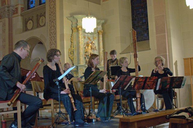 Flautando Köln in Walferdingen (Foto Beate W.)