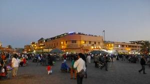 Place Jamaa el-Fna
