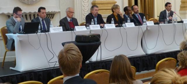Briefing par la Mission d'observation des élections de l'OSCE/ODIHR