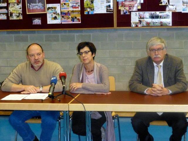 Marc Eicher, Marianne Brosius, Pit Wies