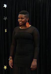 Marie-Christiane Nishimwe übernahm den musikalischen Part
