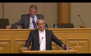 Debatt an der Chamber iwwert 3 Motiounen zum CETA-Accord (7. Juni 2016)